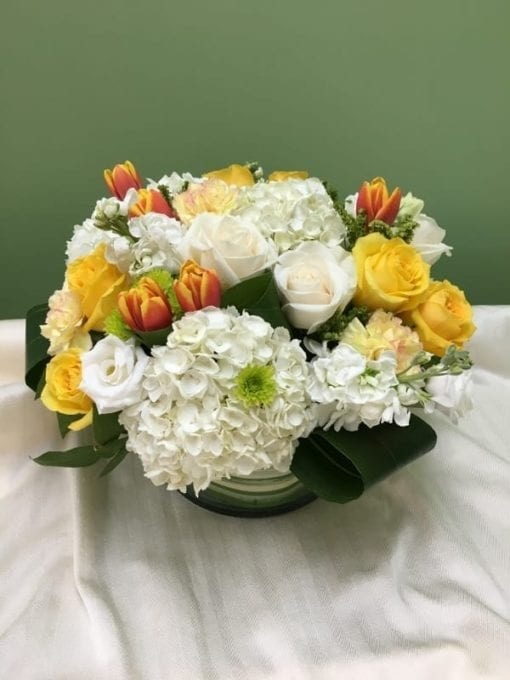 Spring Fusion - Floral Arrangement in Bergen & Rockland County