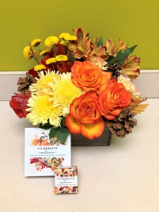 Beautiful Floral Gift Set in Bergen County, NJ