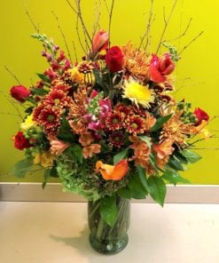 Thanksgiving Arrangements in Bergen County, NJ