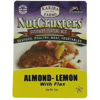 NutCrusters Almond Lemon with Flax