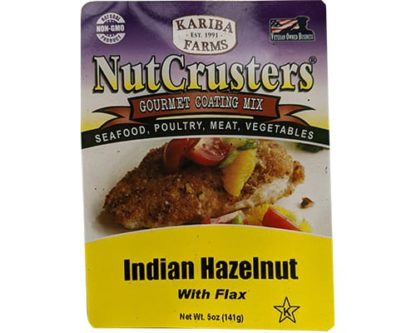 Indian Hazelnut NutCrusters