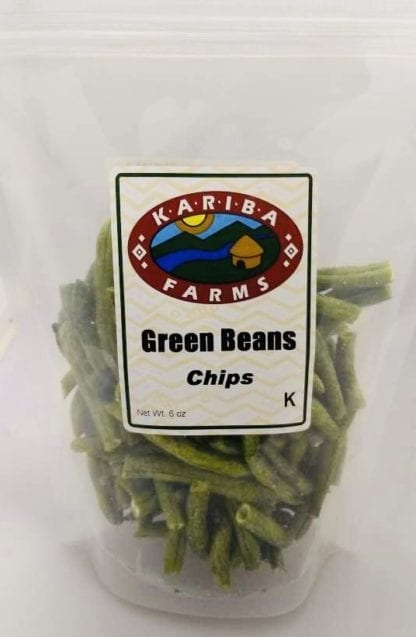 Kariba Dried Green Bean Chips