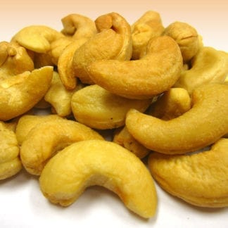 Cashews Roasted Natural (Unsalted No Shell)