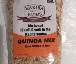 Quinoa Mix - It's All Greek to Me