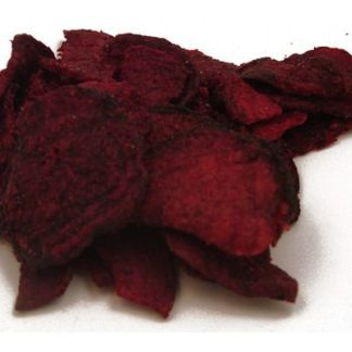Dried Beet Chips