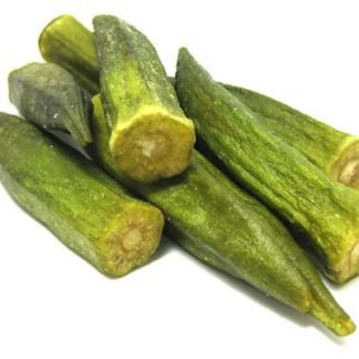 Dried Okra