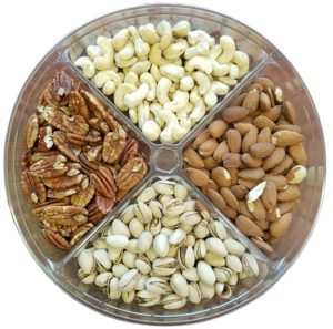 Go Nuts for Mother's Day Nuts Gift Tray