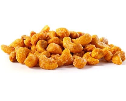Roasted Butter Toffee Cashews