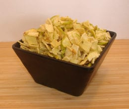 Green Apple Chips