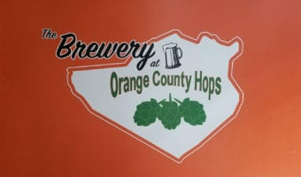 The Brewery at Orange County Hops