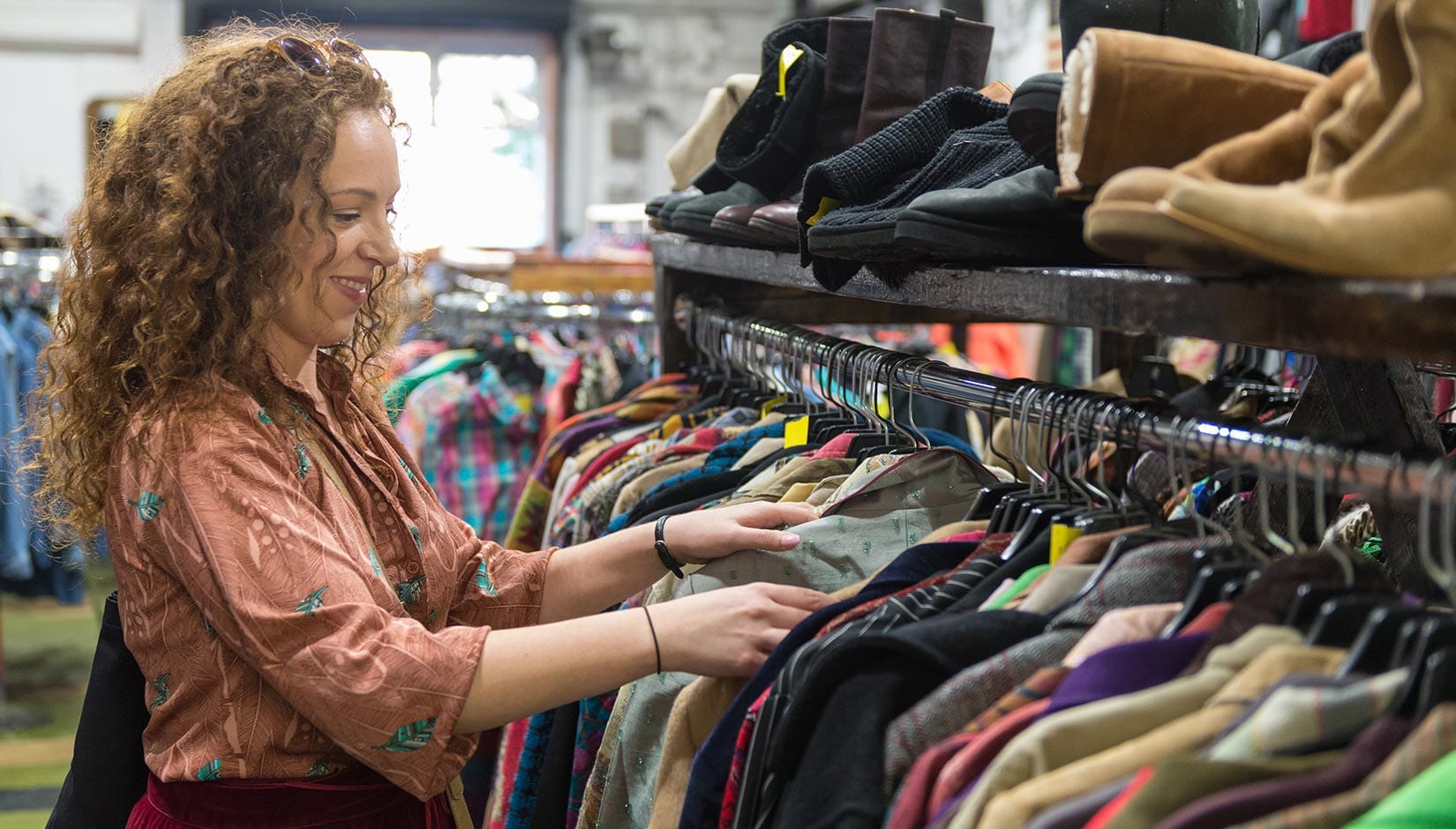 Thrift & Consignment Shops